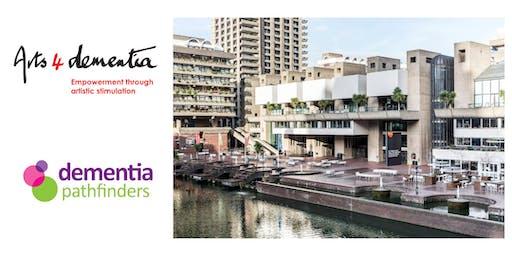 Networking Forum for Arts Facilitators for Dementia, Barbican Centre