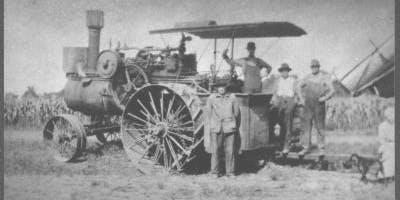 Farming 100 Years Ago