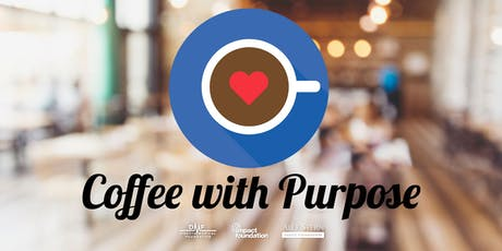 Coffee with Purpose | Danny Bader tickets