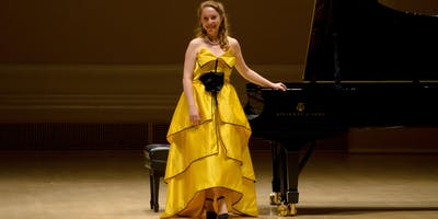 """Chopin, Champagne and Chocolate "" An Evening of Romantic Piano"""