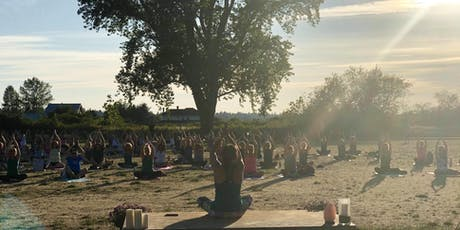 lululemon Tsawwassen/Delta Yoga Series- Session 2 Diefenbaker Park tickets