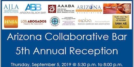 5th Annual Arizona Collaborative Bar Reception tickets