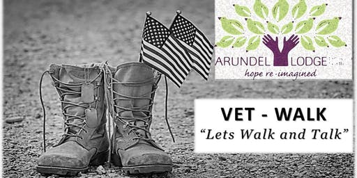 Arundel Lodge Vet Walk - October 2019
