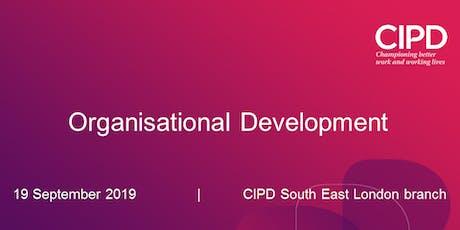 Organisational Development tickets