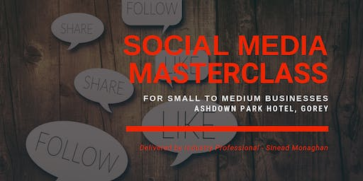 Social Media Masterclass with LHPR