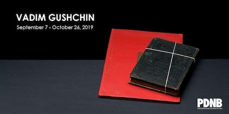 Vadim Gushchin tickets