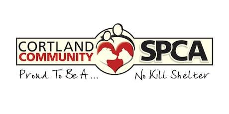 SPCA Sip & Snack Spooktacular tickets