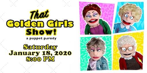 That Golden Girls Show - A Puppet Parody!
