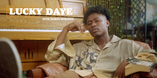 Lucky Daye: The Painted Tour [Presented by The Travelers Club]
