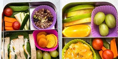 Revitalize Med's Back-To-School Healthy Lunch Workshop