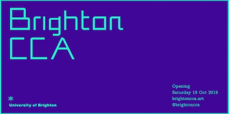 Brighton CCA Launch Party tickets