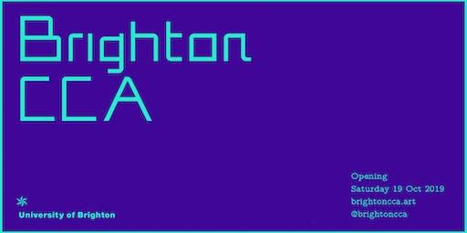 Brighton CCA Launch Party