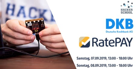 B04: Hacker School Berlin - powered by DKB und RatePAY tickets