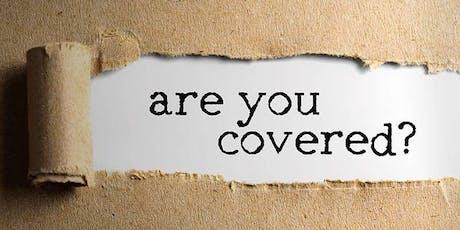 Creekstone Falls Insurance Education Seminar tickets