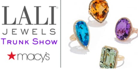 Lali Jewels Trunk Show tickets
