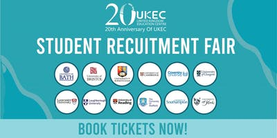 UKEC Student Recruitment Fair - Birmingham