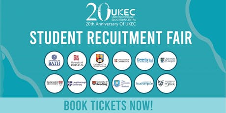 UKEC Student Recruitment Fair - Birmingham tickets