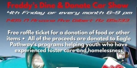 Eagle Pathway & Freddy's Dine & Donate tickets