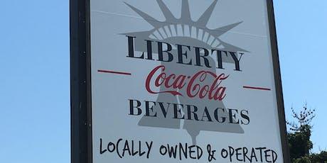 UTBA Oct.10th Mixer at Liberty Coke - Marmora  tickets
