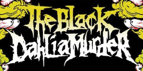 The Black Dahlia Murder tickets