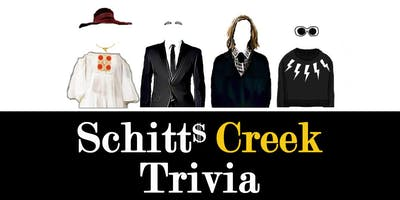 Schitt's Creek Trivia Night at DBCo
