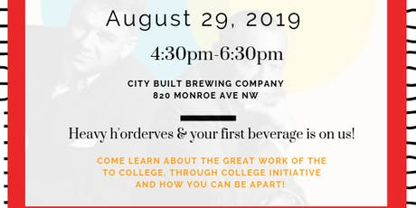 """TCTC Presents: The """"Getting to know you"""" Happy Hour tickets"""