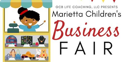 Marietta Children's Business Fair