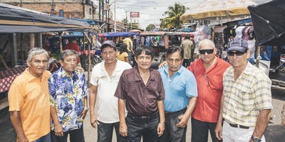 Los Wembler's de Iquitos, with Fernandito Ferrer