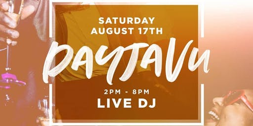 POP-UP DAY PARTY @ MGM NATIONAL HARBOR @ FELT BAR & LOUNGE- SAT AUG 17TH