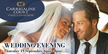 Wedding Open Evening at the Carrigaline Court Hotel tickets