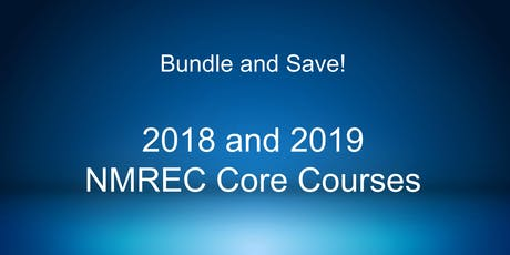 Bundle and Save! Choose 2018 and 2019 Core Courses, Save 10% tickets