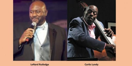 Curtis Lundy with LaNard Rutledge