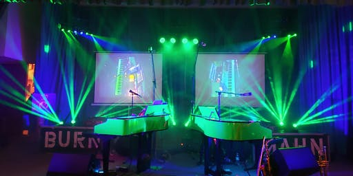 Chestermere Dueling Pianos Extreme- Burn 'N' Mahn All Request Show