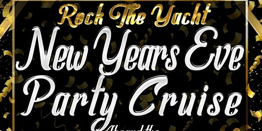 Rock the Yacht: New Year's Eve 2020 Party Cruise Aboard the Eternity Yacht