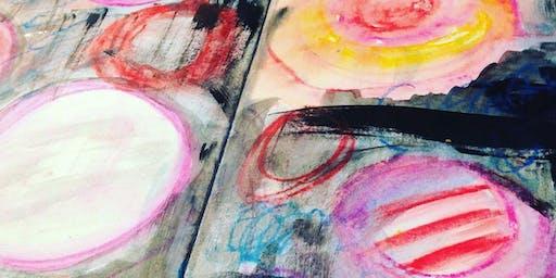 Art Journaling Evening Group