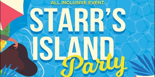 Starr's Island party