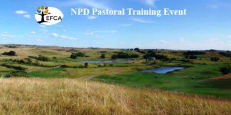 2019 Pastoral Training Event – Bismarck  tickets