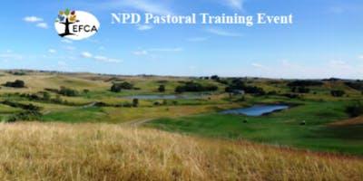 2019 Pastoral Training Event – Moorhead