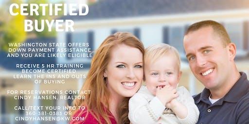 Certified Home Buyer Class