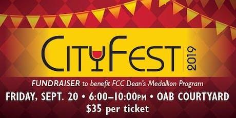 FCC CityFest 2019 tickets