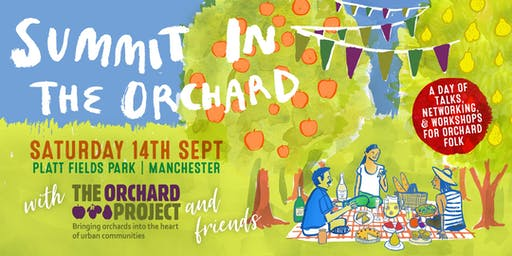 Summit in the Orchard - Greater Manchester