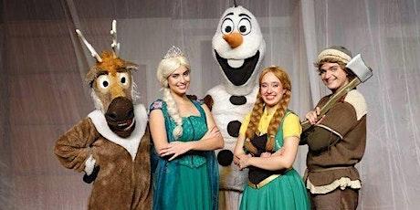 Desconto: Uma Aventura na Neve e o Aniversário de Anna, no Teatro Bibi Ferreira ingressos