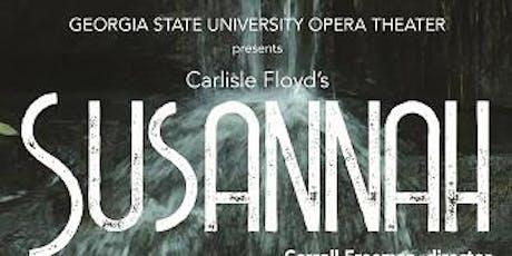 SUSANNAH BY CARLISLE FLOYD tickets