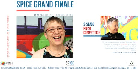 SPICE Grand Finale + Pitch Competition tickets