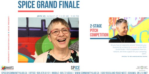 SPICE Grand Finale + Pitch Competition
