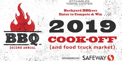 BBQ Cook-off + Food Truck Market