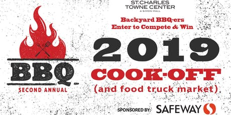 BBQ Cook-off + Food Truck Market tickets