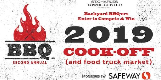 BBQ Cook-off + Food Truck Market