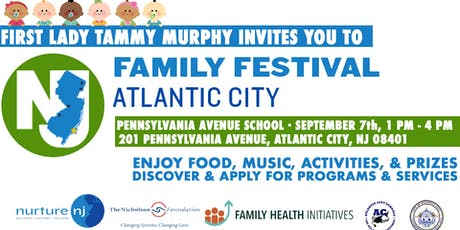 First Lady Tammy Murphy's Family Festival in Atlantic City tickets