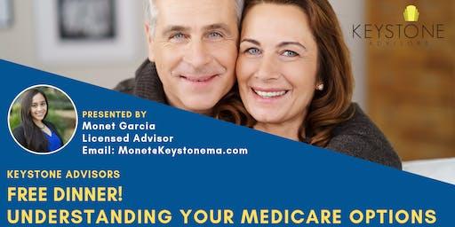 Understanding Your Medicare Options - Free Dinner!
